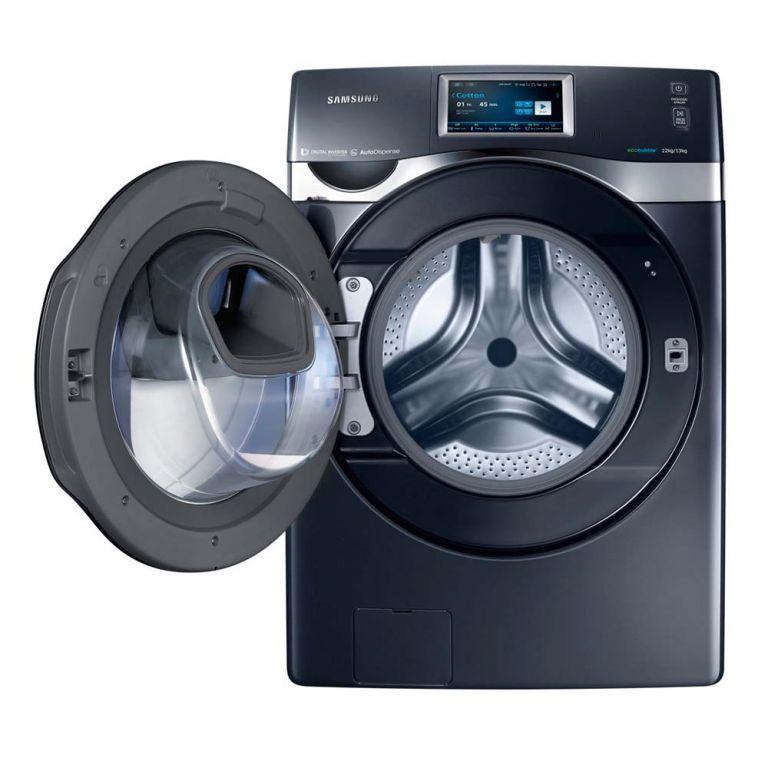 Front Load Washer Samsung Inverter 22 Kg 13 Kg 1100 RPM